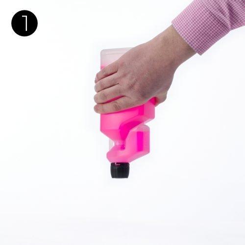 Revolve dosing bottle Stage 1