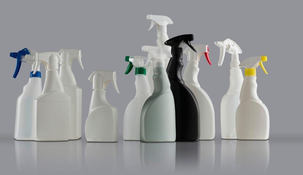plastic bottle suppliers group shot